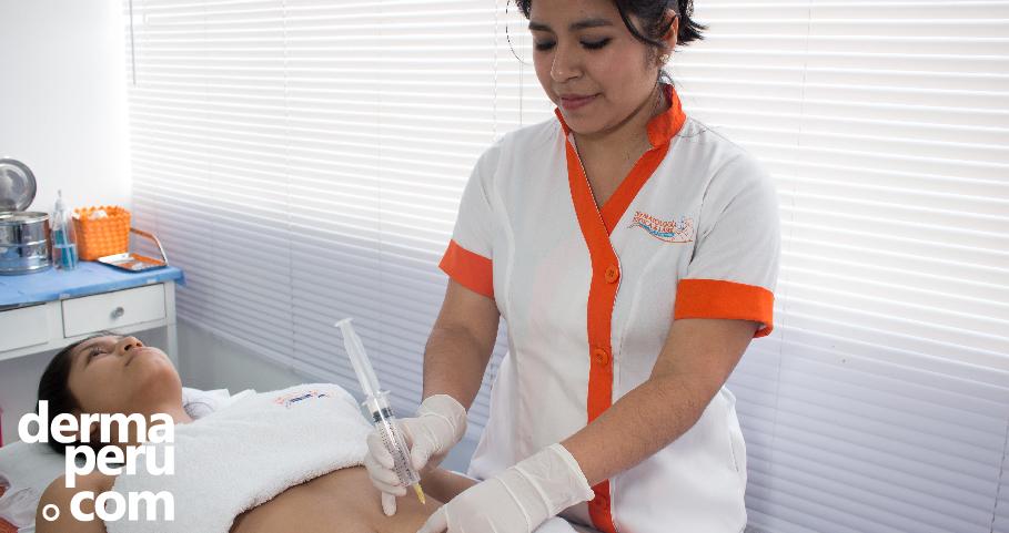 Terapia del O3 el Ozono en tratamientos estéticos