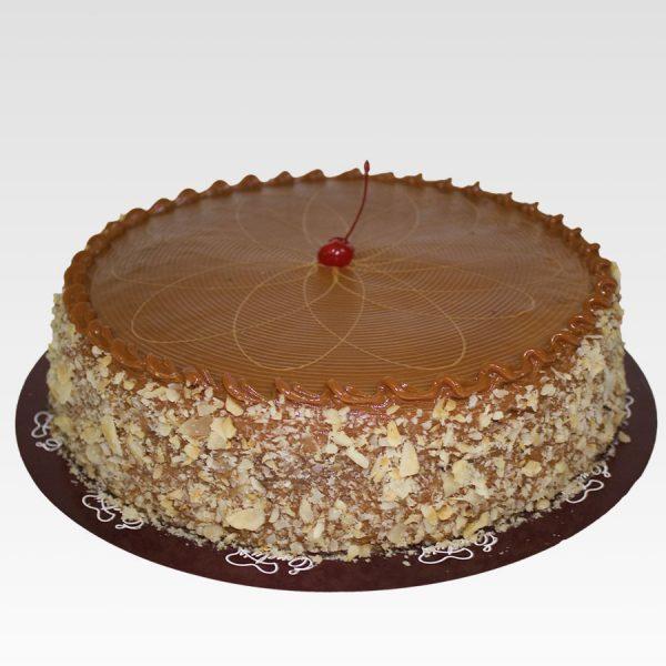 Torta Delicia de Manjar