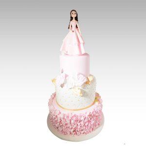 Torta para Quinceañera